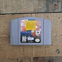 Golden Nugget 64 (Nintendo 64 N64, 1998) Gambling Game Tested Working Poker