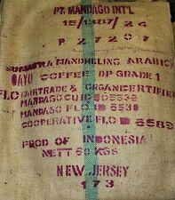 Sumatra Espresso Coffee Whole Beans Organic Fresh Roasted Daily 2 - 1 Pound Bags