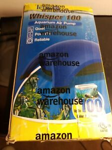 Tetra Whisper 100 Aquarium Air Pump