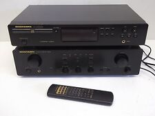Marantz PM-4000 Stereo Integrated Amplifier & Marantz CD-4000 with Remote