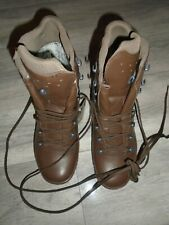 HAIX WOMENS COLD WET WEATHER BOOTS SIZE 7M BRITISH ARMY ISSUE NEW