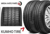 2 Kumho Solus TA31 215/55R17 94V All Season Touring Tires w/60000 Mile Warranty