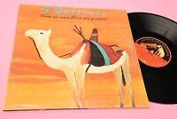 BATTIATO LP COME UN CAMMELLO IN UNA GRONDAIA ORIG 1991 EX