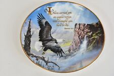 Royal Doulton Religious Verse 8 Inch Bone China Collectors Plate Ted Blaylock