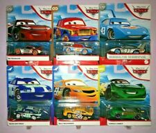 6x Disney Cars CONRAD CAMBER / KEVIN SHIFTRIGHT / STRIP WEATHERS / TIM / BILLY +