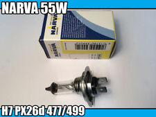1x Narva 55 W ORIGINALE H7 PX26d 477/499 12 V HEADLIGHT Bulbs
