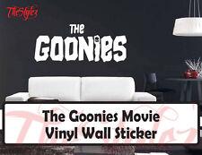 The Goonies Custom Wall Vinyl Sticker