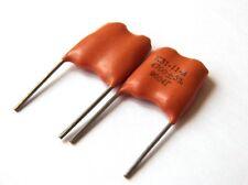 4700pF 500V 5% ex-USSR Silver Mica K31-11 Capacitor 25 pcs+