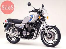 Yamaha XJ 650 / 750 - Workshop Manual on CD