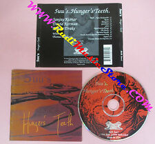 CD 5UU'S Hunger's Teeth 1994 Usa RER MEGACORP RER 5UU1 no lp mc dvd (CS53)