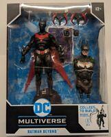 DC Multiverse Batman Beyond Batman Futures End BAF