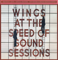 Paul McCartney & Wings - Four CD Wings at the Speed of Sound Sessions theBeatles