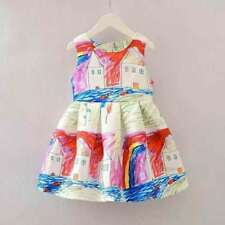 Kids Cutie Art Dress (Size:130)