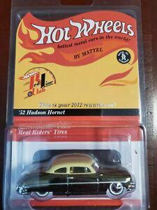 Hot Wheels RLC 2012 Rewards Car '52 Hudson Hornet