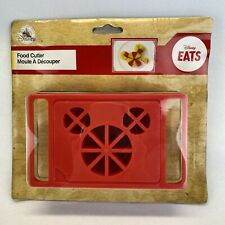 Disney Food Cutter Kitchen Mickey Mouse fruit designs by Eats kids