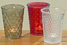 Deko kerzenständer teelichthalter im vintage retro stil für