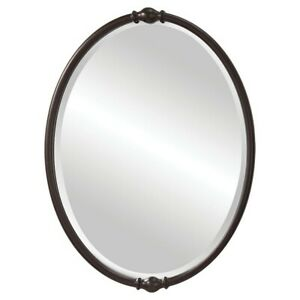 Feiss Jackie Mirror in Oil Rubbed Bronze - MR1119ORB
