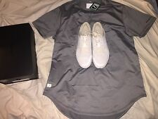 Stampd X Puma R698 Dessert Storm Mens Size 9 Runners W/ Free Shirt From Stampd