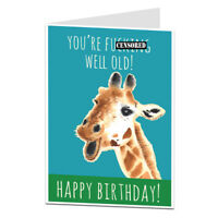 Birthday Card Age Getting Old Joke For Him Her Offensive For 30th 40th 50th 60th