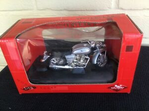 GUITOY YESTERYEARS 1/.18 SCALE MODEL NORTON COMMANDO IN BOX 1977