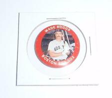 1984 Fun Foods Pin Back Button - #43 Wade Boggs