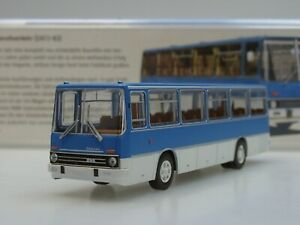 Brekina MCZ 03-294 Ikarus 280.03 BVB Berlin blau//weiss 1 //87