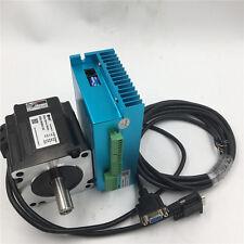 Nema34 8N.m Stepper Motor Closed-Loop 2ph Hybrid Servo Motor Driver Kit CNC Mill