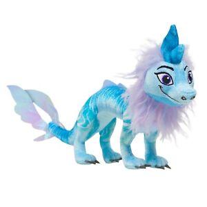 "Disney Raya And The Last Dragon SISU 14"" Stuffed Blue Plush 2021 FREE SHIPPING!!"
