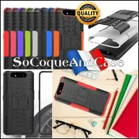 Etui Coque Housse Antichocs Tyre Shockproof Case Cover Samsung Galaxy A80, A90