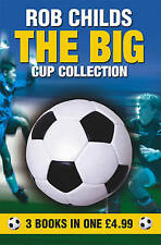 """VERY GOOD"" Big Cup Collection Omnibus: ""The Big Clash"", ""The Big Drop"", ""The Bi"