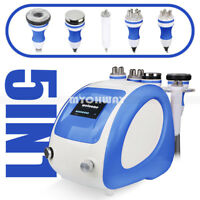 5 in 1 Cavitation Ultrasonic RF Machine Vacuum Radio Frequency Fat Burning Salon