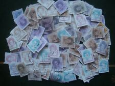 partijtje Beatrix gulden en euro zegels  no:2