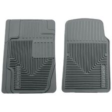 Husky Liners 51112 Front Seat Floor Liner Mats Gray For Acura/BMW/Honda & More