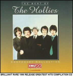 The Hollies - The Very Best Definitive Greatest Hits Compilation  RARE 60's CD