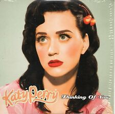 Katy PERRY	Think of you 2-track CARD SLEEVE	CD SINGLE	Capitol NEW SEALED
