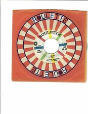 Ronnie Hawkins ROCK-A-BILLY 45(ROULETTE 4228) Clara/Lonely Hours VG+ PROMO