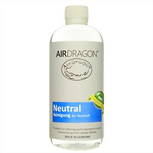 1L AirDragon® NEUTRAL Natur Raumduft Parfum für katalytische Lampe Berger u.a.