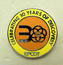 Disney Pin - 92955 Epcot 30th Anniversary – Celebrating 30 Years of Discovery