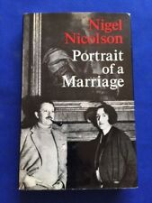 PORTRAIT OF A MARRIAGE - FIRST BRITISH EDITION FROM THE LIBRARY OF DEREK MARLOWE