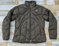 VTG Nike ACG 3 Women's Small 4-6 Black Goose Down Full Zip Puffer Jacket Coat