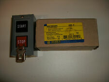SQUARE D 9001BG204 PUSH BUTTON STATION START/STOP WITH LOCKOUT