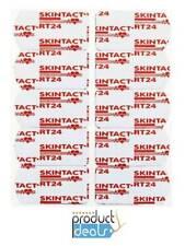 SKINTACT RT24 ECG/EKG ELECTRODES - BOX OF 1000 SOLID GEL TAB ELECTRODES