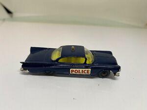 Husky by Corgi 9-a1 Buick Police Patrol