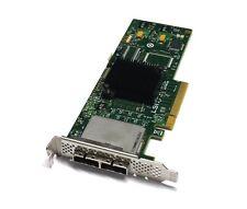 Avago LSI SAS 9200-8e SATA / SAS HBA 8port Controller extern 6Gbps PCIe x8 LP