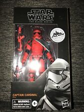? Star Wars The Black Series Captain Cardinal Target Exclusive Action Figure ?