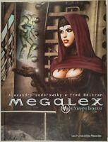 Alejandro Jodorowsky & Fred Beltran - MEGALEX vol. 2: L'ANGE BOSSU. HC
