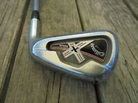 Callaway X Tour Forged Single 6 Iron Golf Club Right Hand Steel D Gold S Shaft