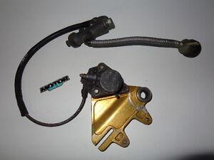 MONTESA COTA 307 SUPPORT AND REAR CALIPER BRAKE (BOX 30)