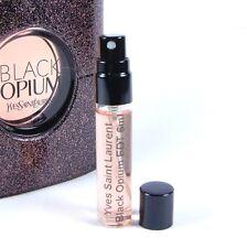 Yves Saint Laurent Black Opium Eau de Toilette 6ml Glass Spray EDT 0.20oz SAMPLE