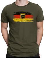 wm em MADE IN GERMANY Deutschland Deutscher Adler FUN Trikot T-SHIRT